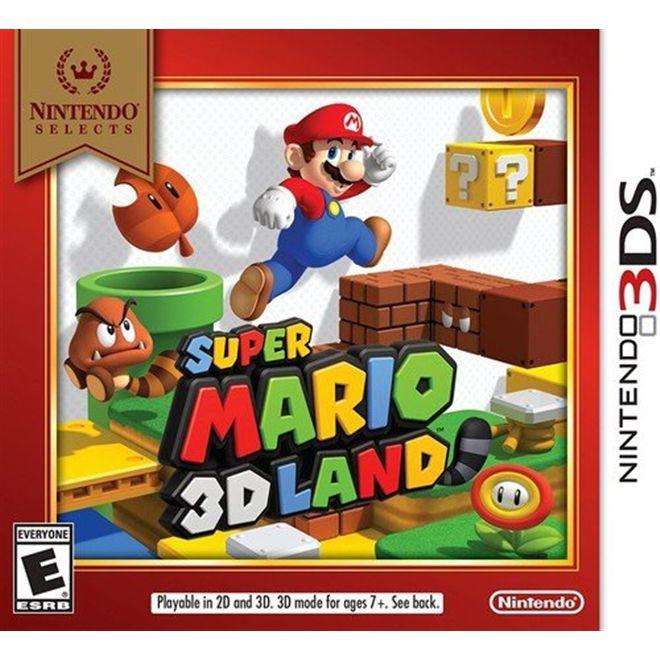 Super Mario 3D Land - Nintendo 3DS - Lacrado