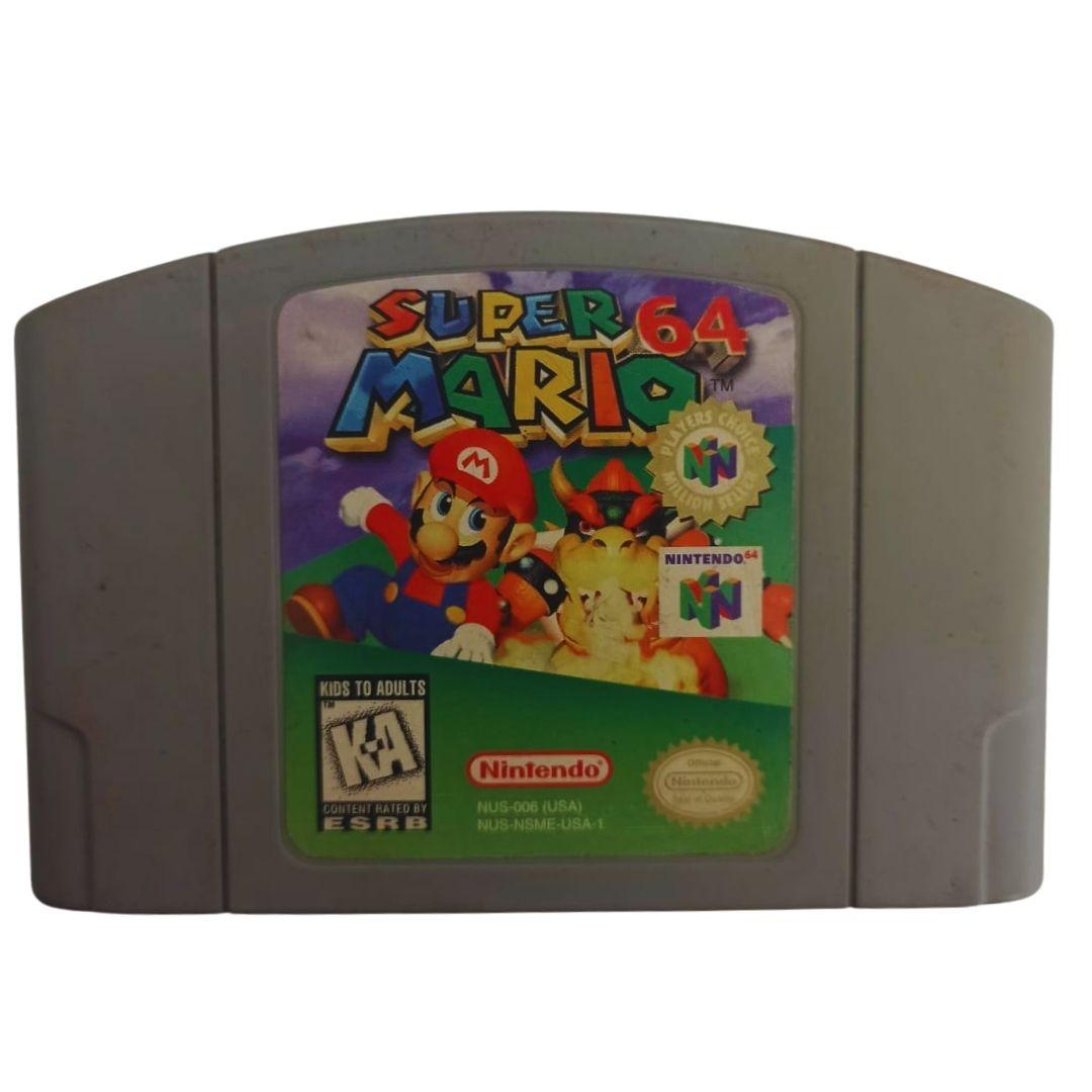 Super Mario 64 - Nintendo 64 - Usado