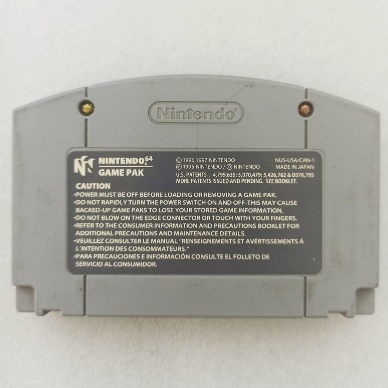 Super Mario 64 - Usado - Nintendo 64