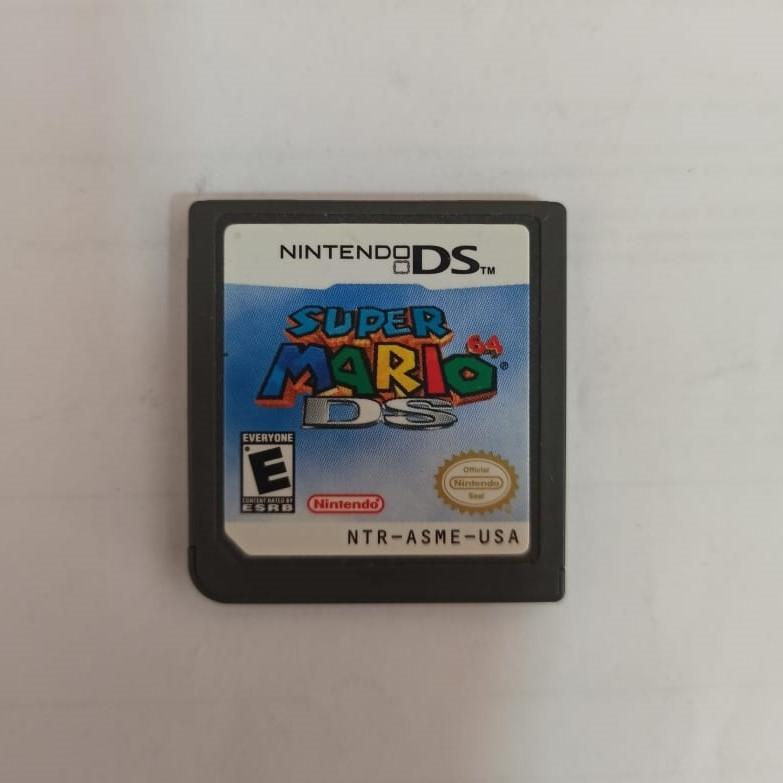 Super Mario 64 - USADO - Nintendo DS