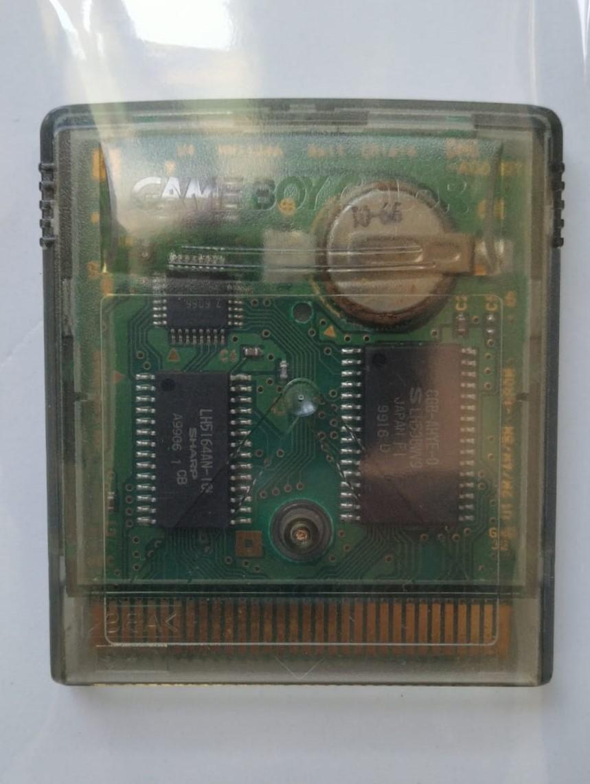 Super Mario Bros. Deluxe - GBC - Usado