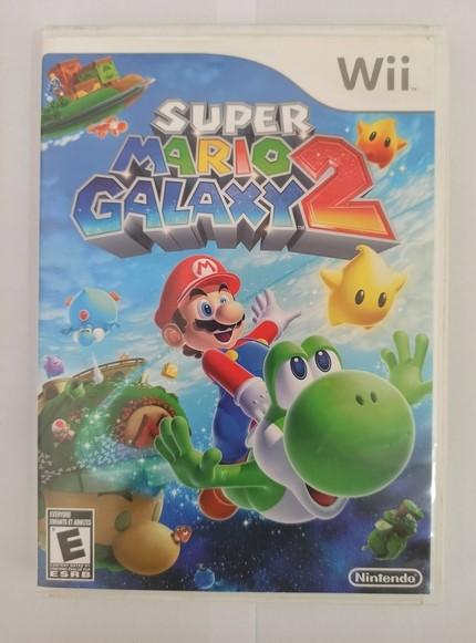 Super Mario Galaxy 2 - Nintendo Wii - Usado