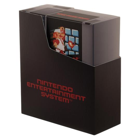 Super Mario NES Cartridge Caixa de Presente (Envio Internacional) - Nintendo Switch