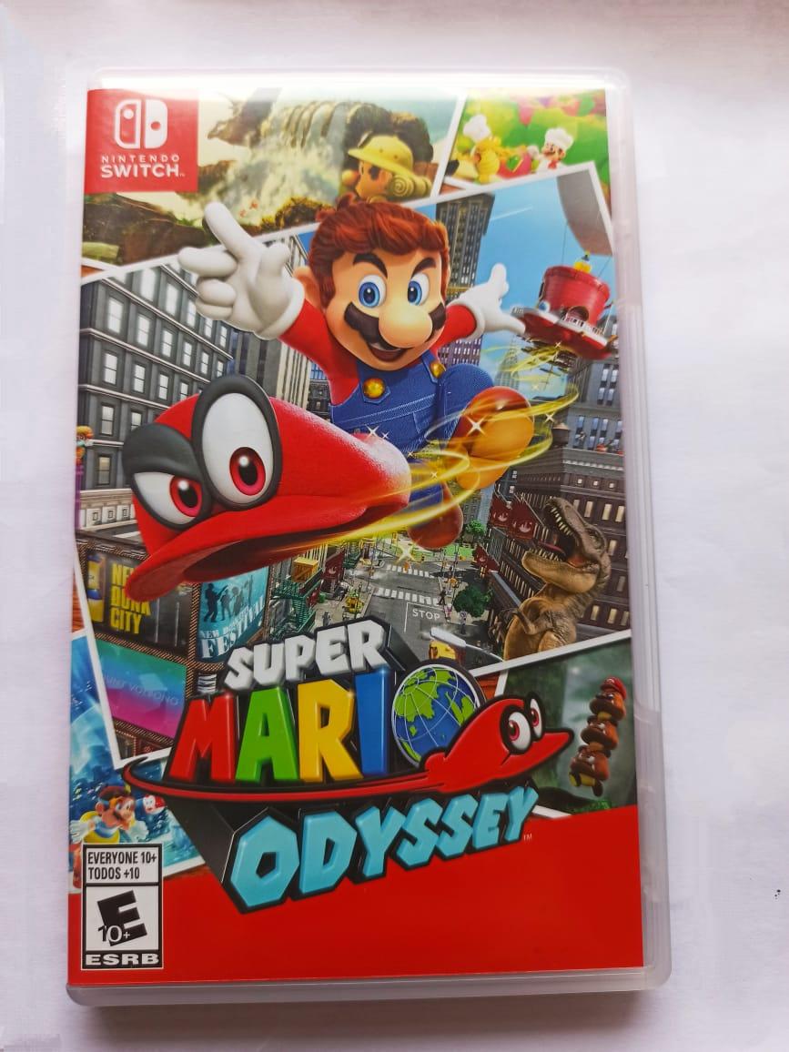 Super Mario Odyssey US - Usado - Nintendo Switch
