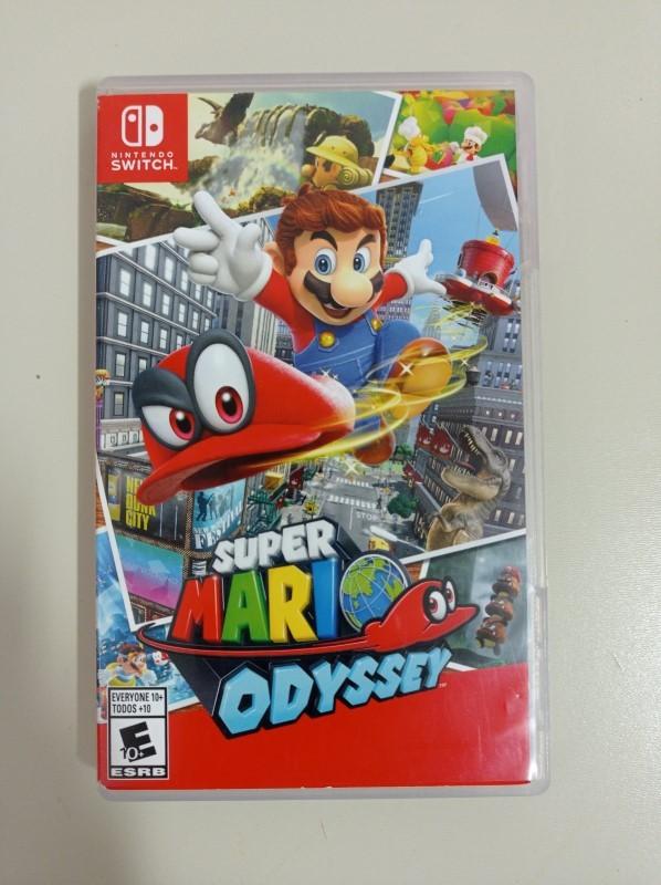 Super Mario Odyssey - USADO - Nintendo Switch