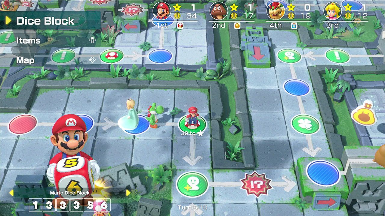 Super Mario Party - Nintendo Switch - Envio Intrnacional