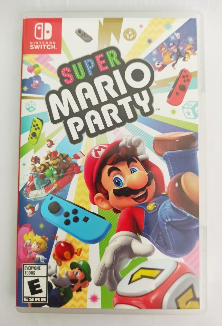 Super Mario Party - USADO - Nintendo Switch