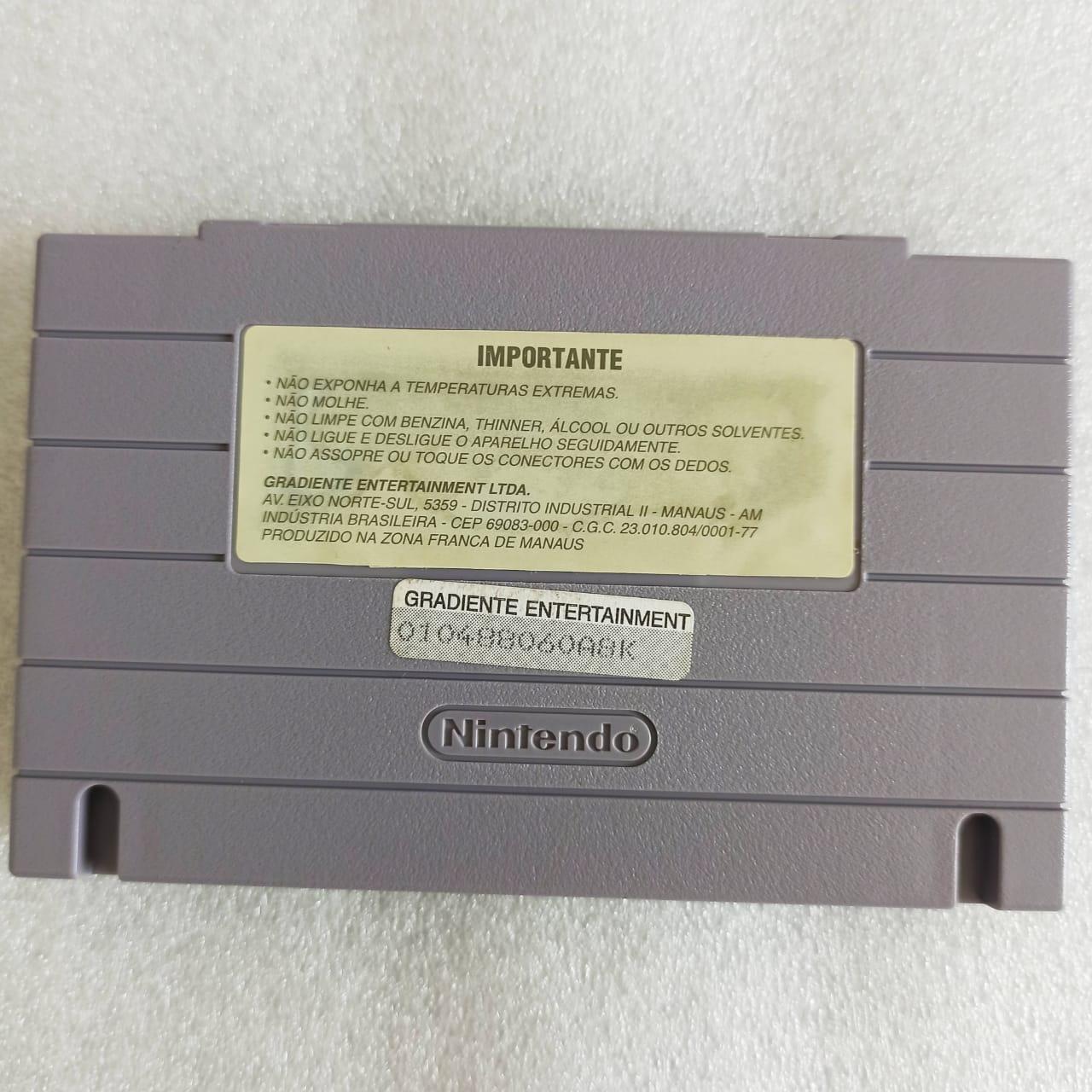 Super Mario World - USADO - SNES