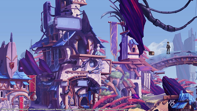Super Neptunia RPG - Nintendo Switch