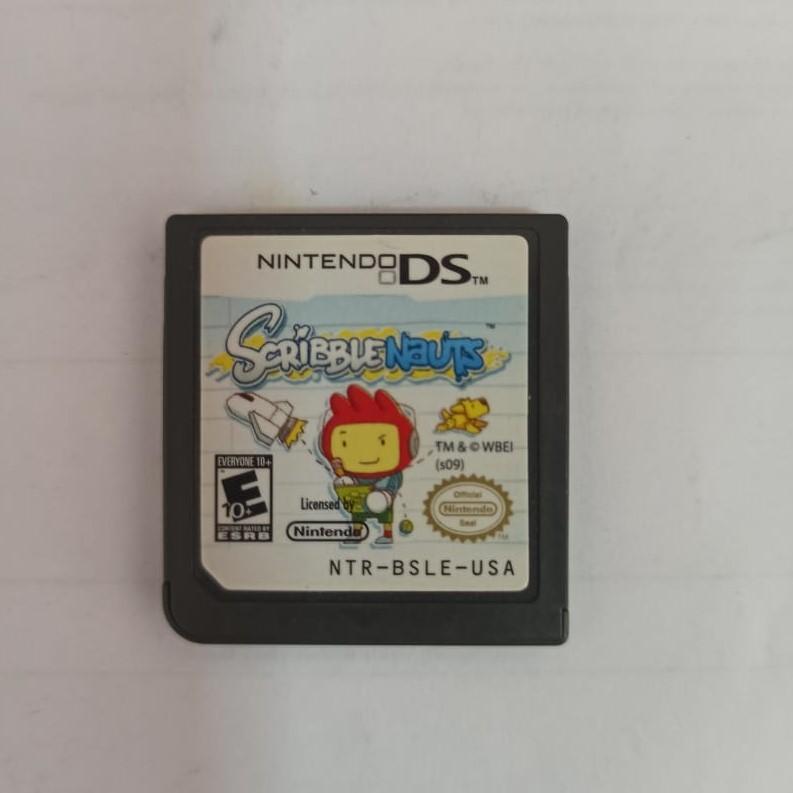 Super Scribblenauts - USADO - Nintendo DS