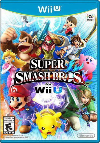 Super Smash Bros. for Wii U - USADO - Nintendo Wii U