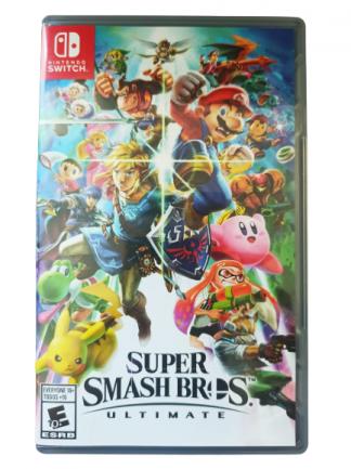Super Smash Bros. - Nintendo Switch - Usado