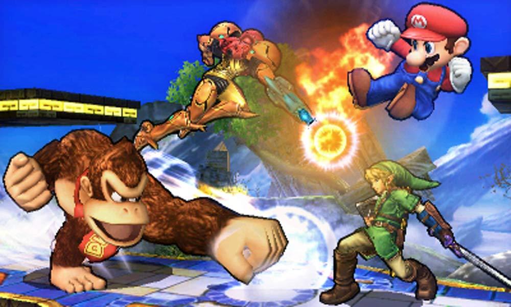Super Smash Bros - USADO - Nintendo 3DS