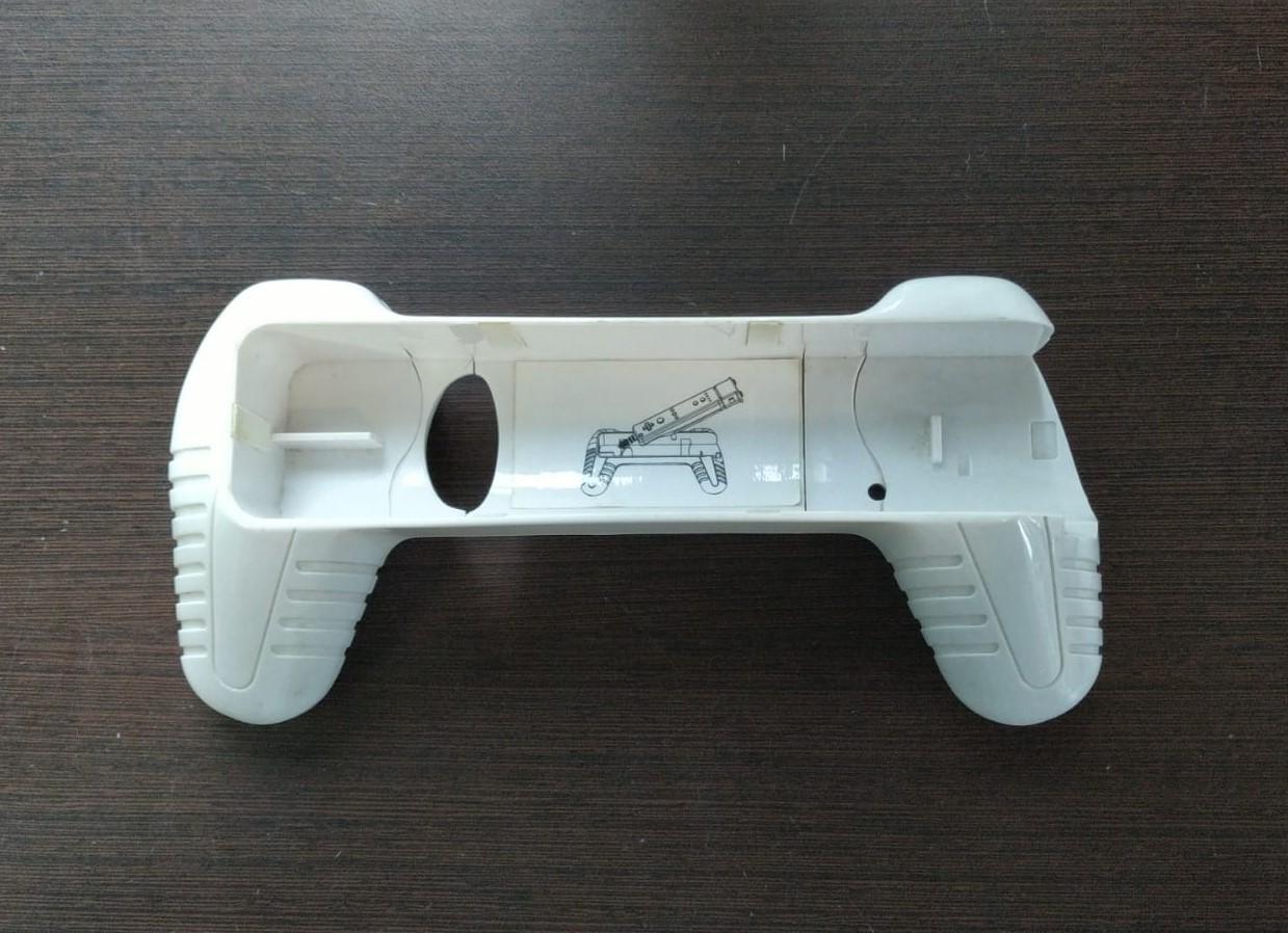 Suporte de controle convencional para Wii Remote - Nintendo Wii - Usado