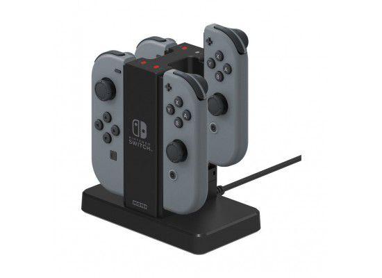 Suporte E Carregador Joy-Con Hori - Nintendo Switch