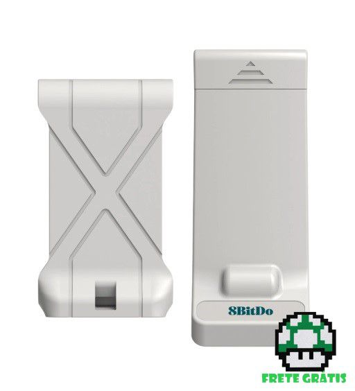 Suporte para Smartphone do Controle N30 Pro 2 8BitDo - Envio Internacional - Frete Grátis