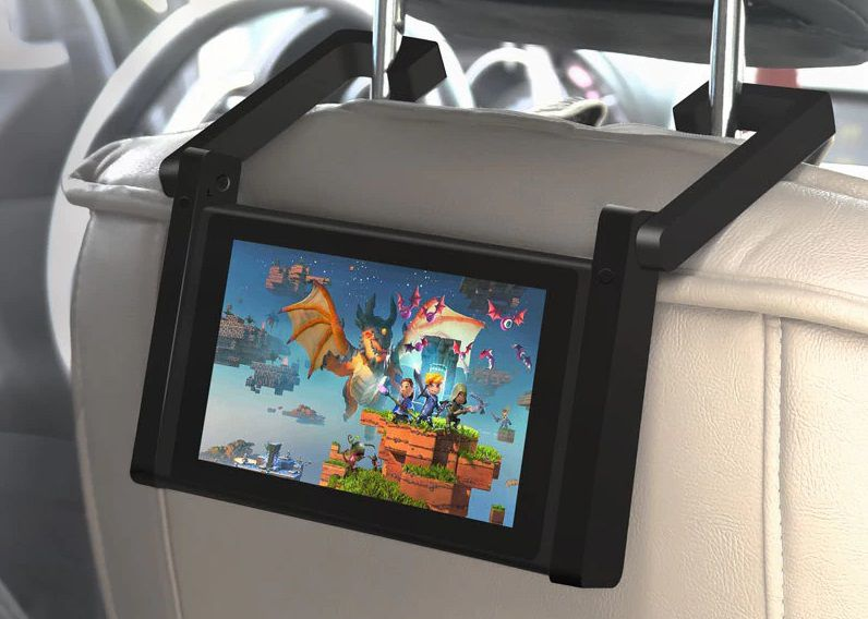 Suporte Switch Para Veículo - Nintendo Switch - Envio Internacional