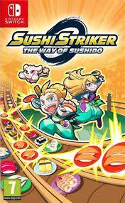 Sushi Striker: The Way Of The Sushido - Nintendo Switch