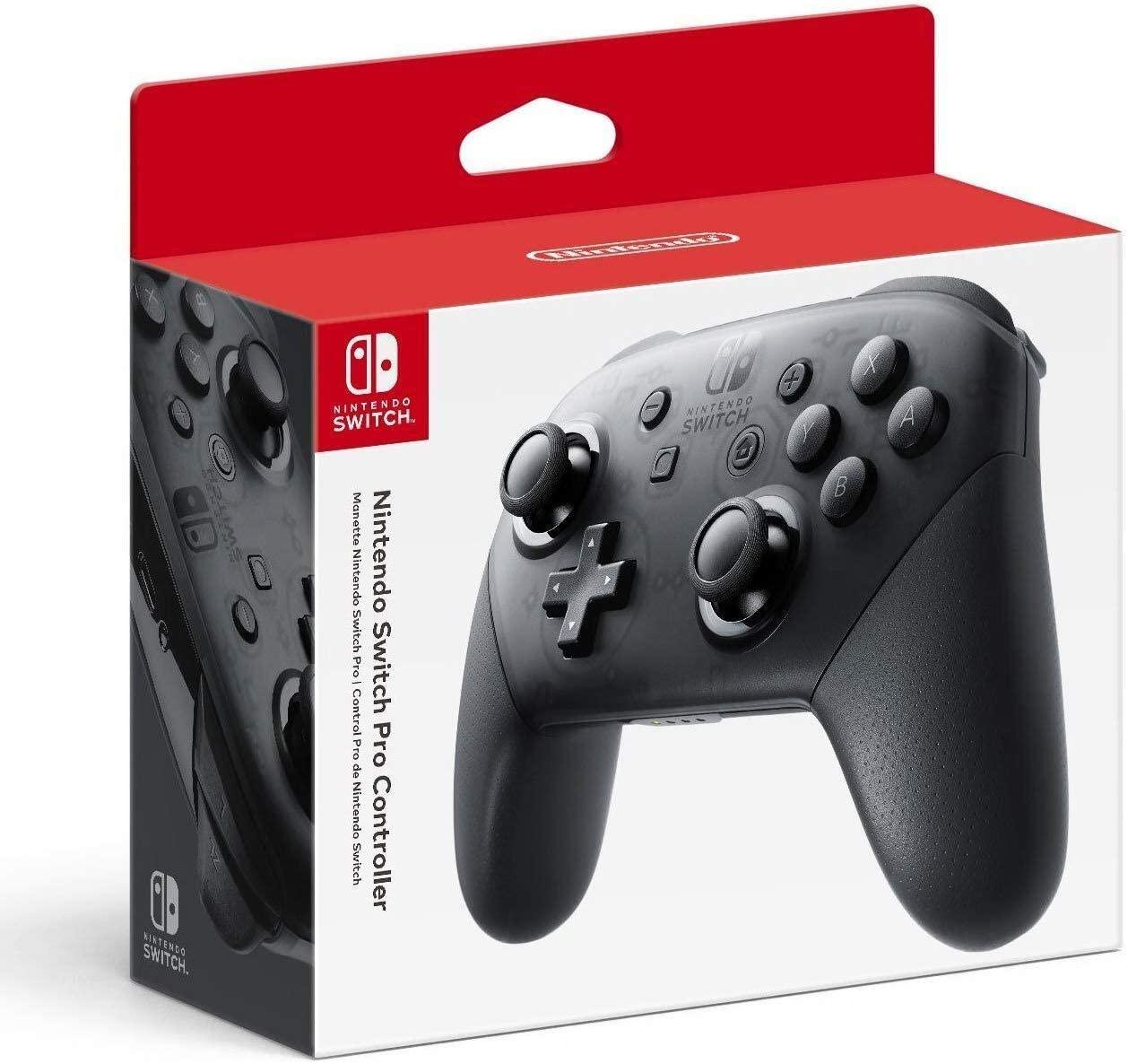 Pro Controller - Nintendo Switch - Envio Internacional