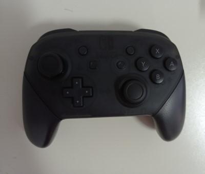 Switch Pro Controller - USADO - Nintendo Switch