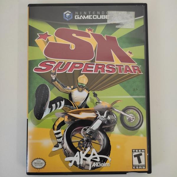 SX Superstar - Nintendo GameCube - Usado