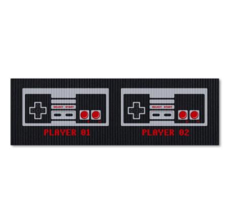 Tapete de Cozinha 1,25x0,40 cm - Classic NES