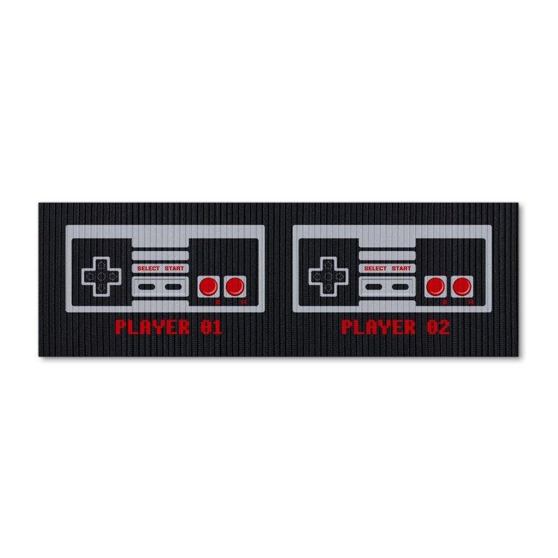 Tapete de Cozinha - 1,25x0,40cm - Classic NES
