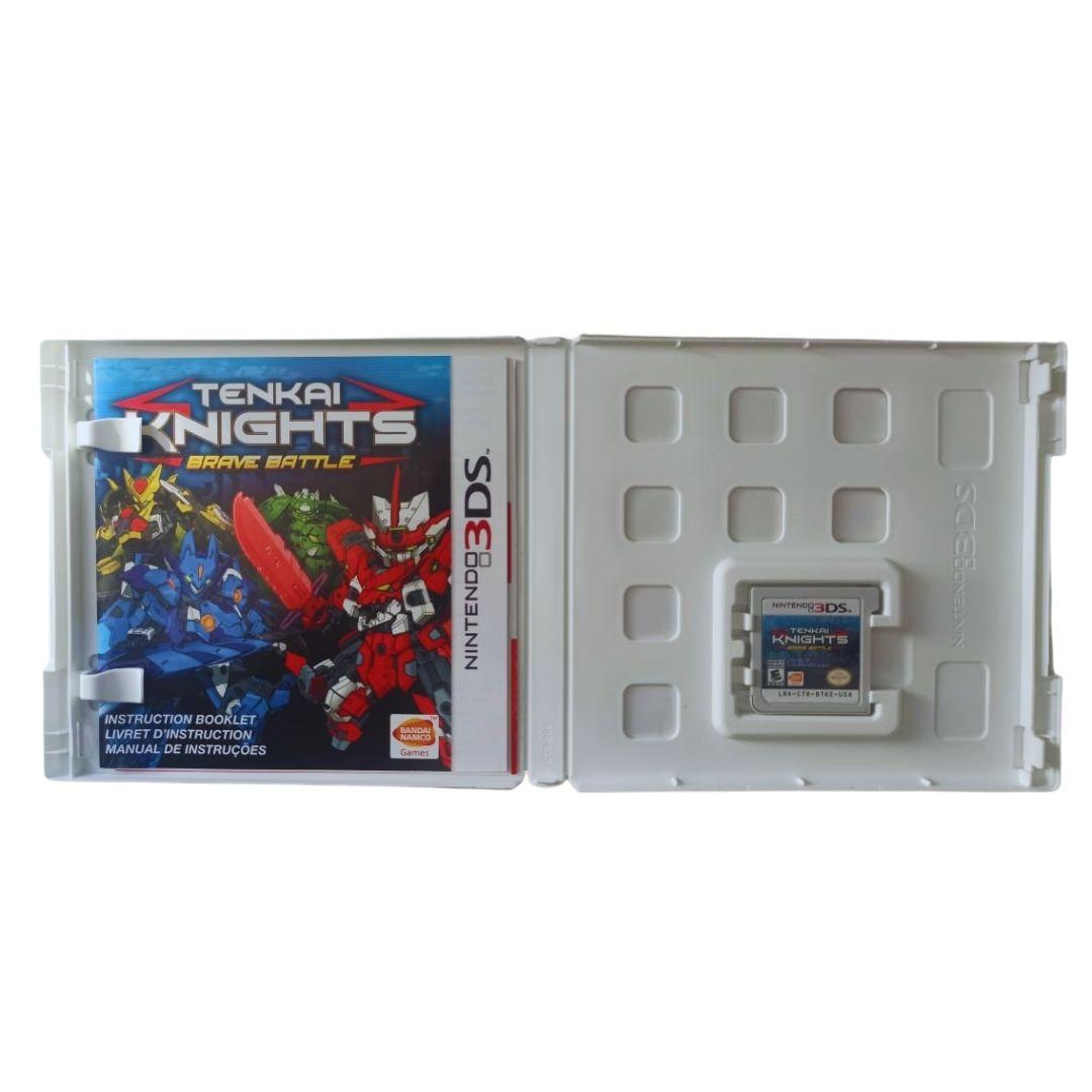 Tenkai Knights: Brave Battle - Nintendo 3DS - Usado