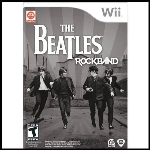 The Beatles Rock Band - USADO - Nintendo Wii