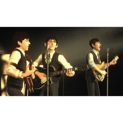 The Beatles Rock Band - USADO - Nintendo Wii