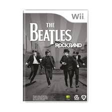 The Beatles RockBand USADO - Nintendo Wii