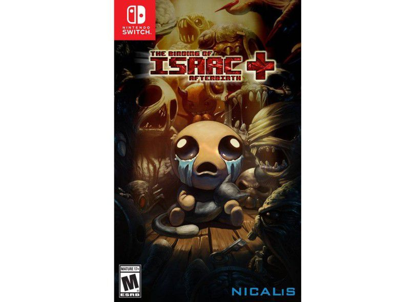 THE BINDING OF ISAAC: AFTERBIRTH  - Nintendo Switch - USADO