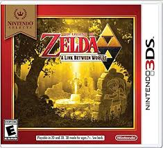 The Legend of Zelda: A Link Between - Nintendo 3DS