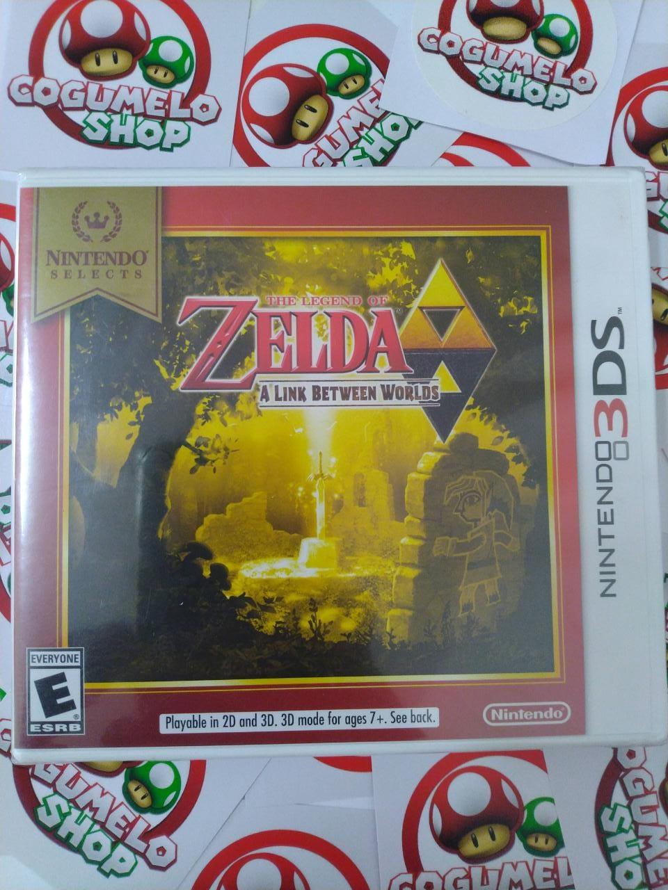 The Legend of Zelda: A Link Between - Nintendo 3DS