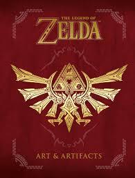 The Legend of Zelda - Artes e Artefatos (Art Book)