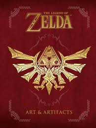 The Legend of Zelda - Artes e Artefatos (Art Book)