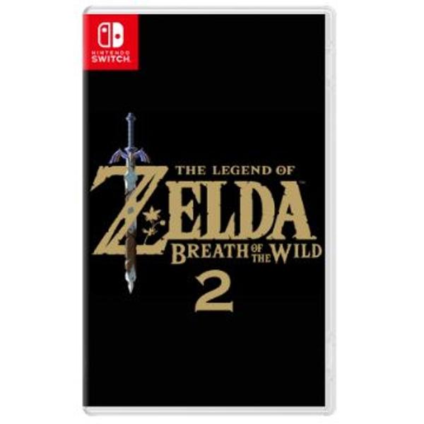 The Legend of Zelda: Breath of The Wild 2 - Nintendo Switch - Pré Venda - LISTA DE ESPERA