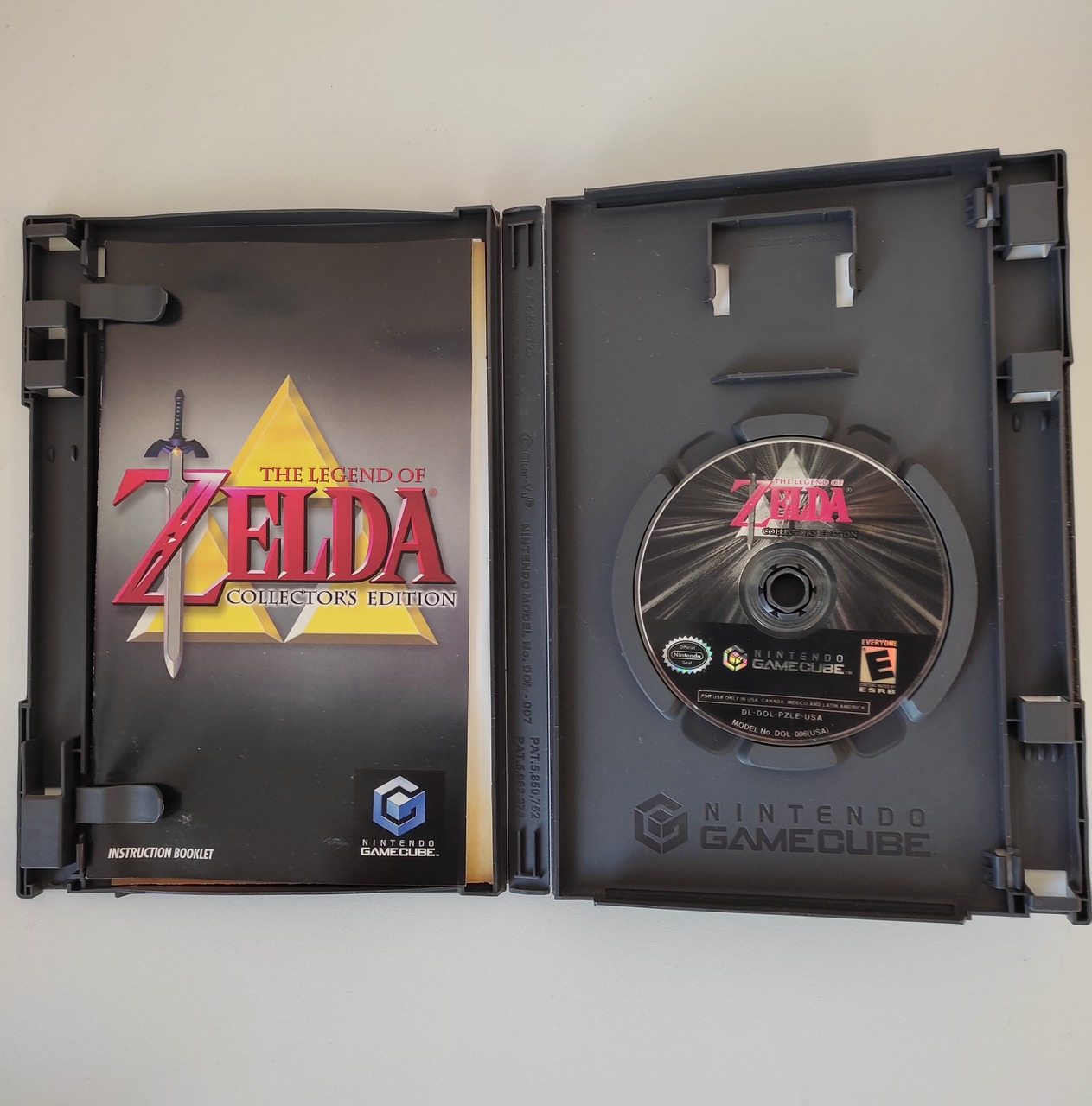 The Legend of Zelda: Collector's Edition - Nintendo GameCube - Usado