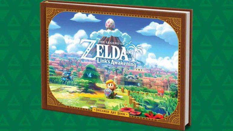 The Legend of Zelda Link's Awakening Dreamer Edition - Nintendo Switch
