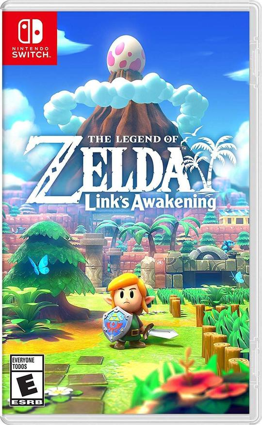 The Legend of Zelda: Link's Awakening  - Nintendo Switch - Envio Internacional