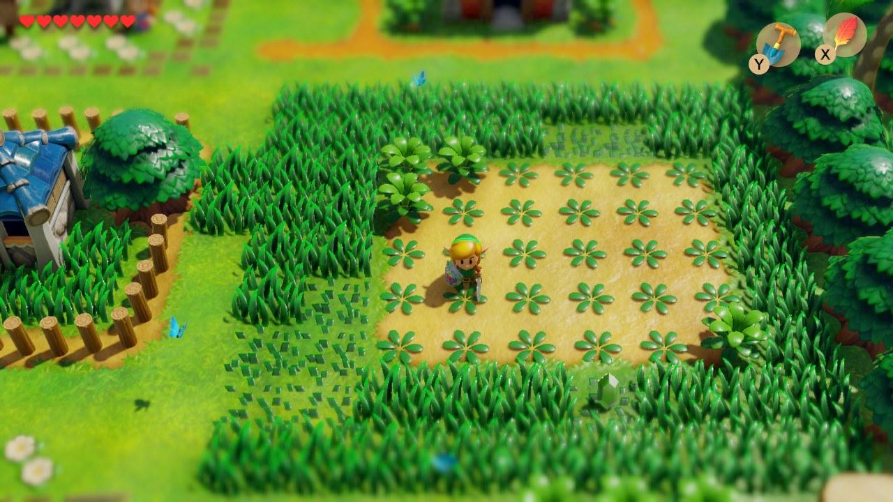 The Legend of Zelda: Link's Awakening - USADO - Nintendo Switch