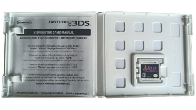 The Legend of Zelda: Majora's Mask 3D - Nintendo Selects - USADO - Nintendo 3DS