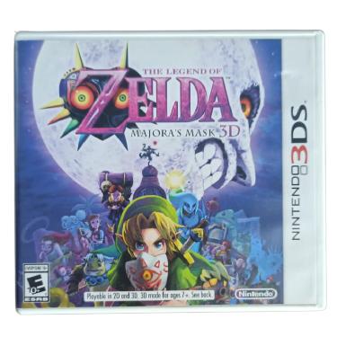 The Legend of Zelda: Majora's Mask 3D - USADO - Nintendo 3DS