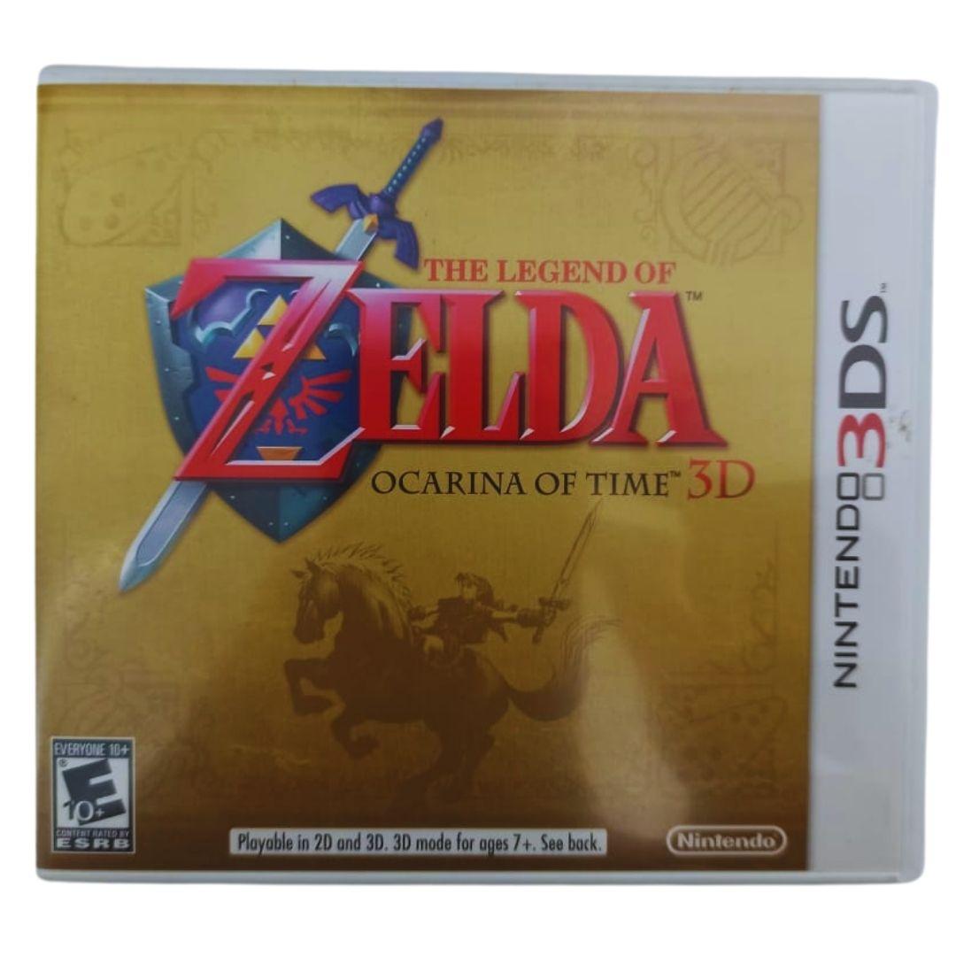 The Legend Of Zelda: Ocarina Of Time - Nintendo 3DS - Usado