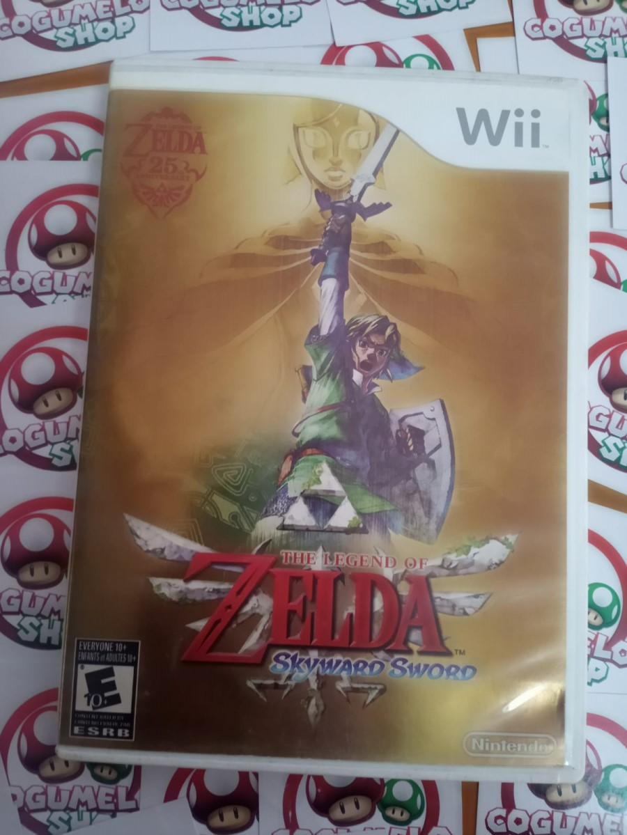 The Legend of Zelda: Skyward Sword - USADO - Nintendo Wii