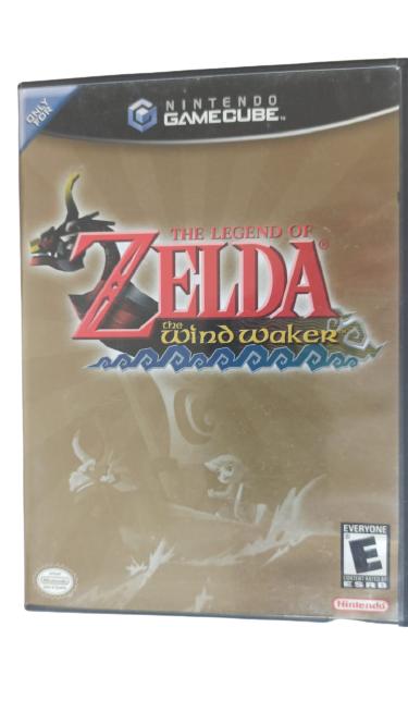 The Legend Of Zelda: The Wind Waker - USADO - Nintendo GameCube