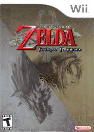 The Legend Of Zelda Twilight Princess USADO - Nintendo Wii