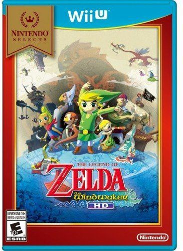 The Legend Of Zelda: Wind Waker (Nintendo Selects) - Wii U