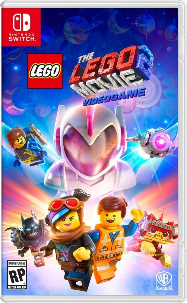 The Lego Movie 2 - Nintendo Switch