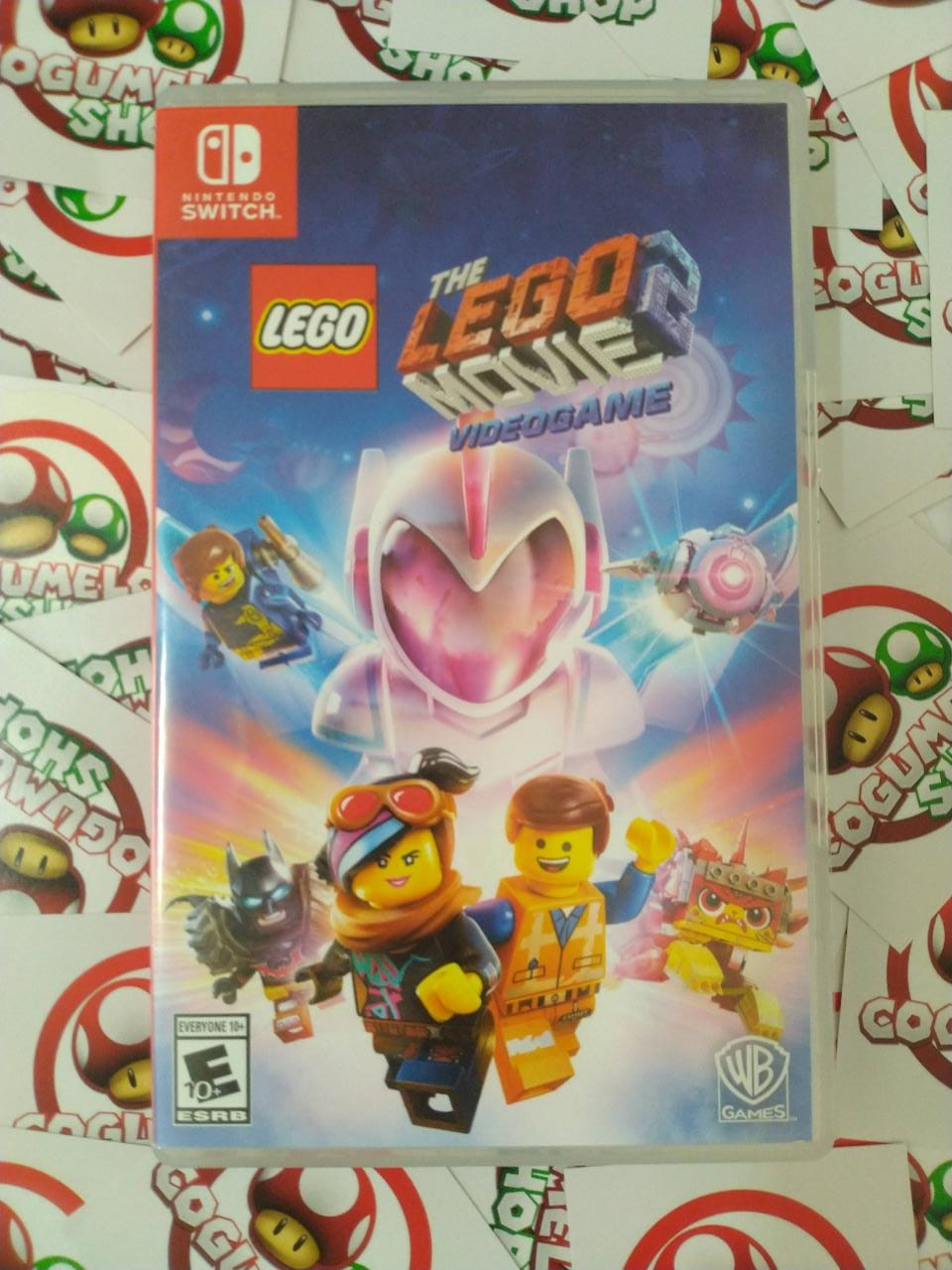 The LEGO Movie 2 Videogame - USADO - Nintendo Switch